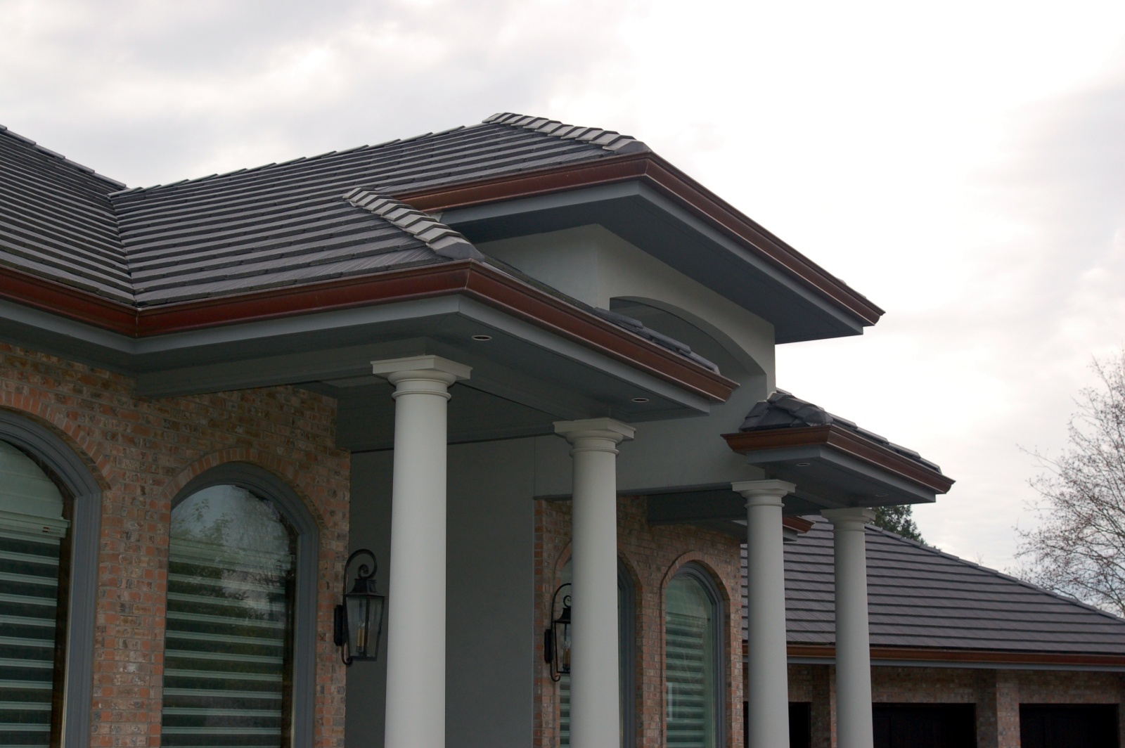 Concord Sheet Metal Supplier Of Copper Gutters