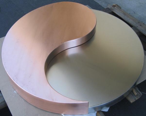 Yin Yang Countertop