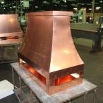 Standard sweep copper deco top