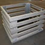 Custom galvanized steel deco top
