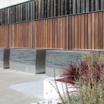 """1/4"""" thick 316 stainless steel barrier cladding"""