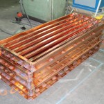 48 oz copper welded louvers