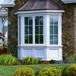 Copper Sweep Bay Window