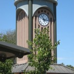 Custom Dome And Compound Radius Clock Tower Spacers