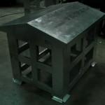 Custom Galvanized Deco Top