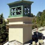 Sierra Style Copper Deco Top