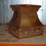 Custom Copper Deco Top