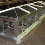 Galvanized Sierra Style Deco Top