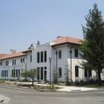 Copper Leaderheads For St Mary's College, Moraga, CA