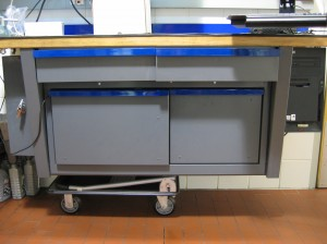 Aluminum Drawers For BMW Concord