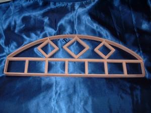 Welded Copper Bar Gate Decoration