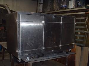 Welded Aluminum Container 1