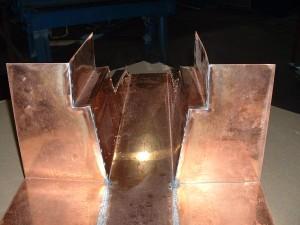 Copper Trough