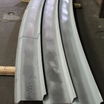 Radius Galvanized Z-Bar Flashing