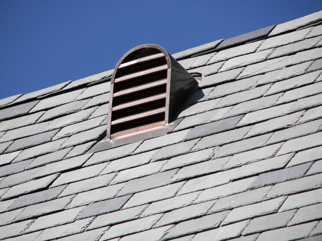 Tombstone Style Copper Dormer Vent Concord Sheet Metal