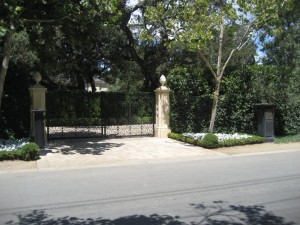 Welded Aluminum Mailbox, Gate box