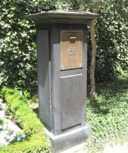 Welded Aluminum Mailbox