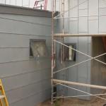 Zinc Siding panels