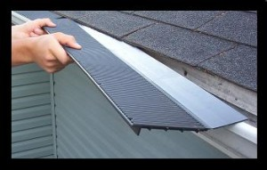 Rain Drop Gutter Guard
