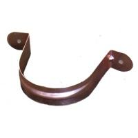"4"" copper downspout strap sale"