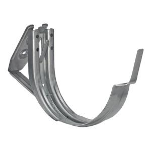 UZ6HFA_sm galvanized steel adjustable gutter hanger