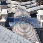 Copper Barrel Roof 1 Sept 2021